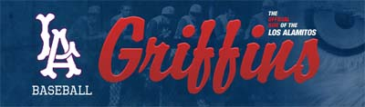 Los Al Griffin Baseball Website